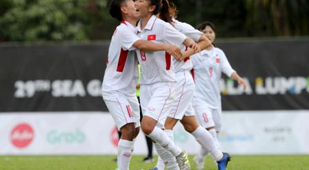 Thang Philippines 3-0, cac co gai vang Viet Nam co tran ra quan dep mat - Anh 1
