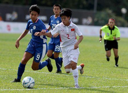 Thang Philippines 3-0, cac co gai vang Viet Nam co tran ra quan dep mat - Anh 2