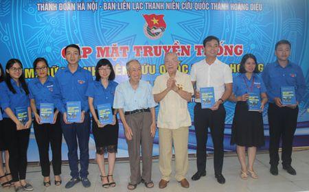 Gap mat truyen thong thanh nien cuu quoc Thanh Hoang Dieu - Anh 1