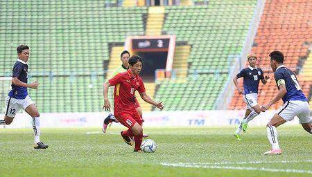 U22 Viet Nam tiep tuc nhung buoc di vung chac tai SEA Games 29 - Anh 2