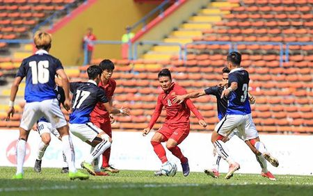 U22 Viet Nam tiep tuc nhung buoc di vung chac tai SEA Games 29 - Anh 3