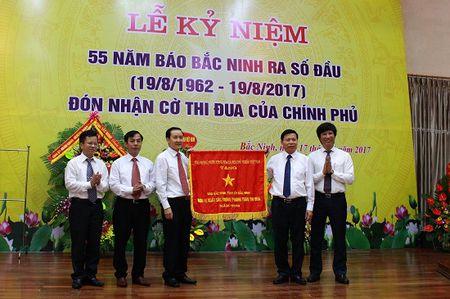 Bao Bac Ninh ky niem 55 nam ngay ra so dau va don nhan Co thi dua cua Chinh phu - Anh 1