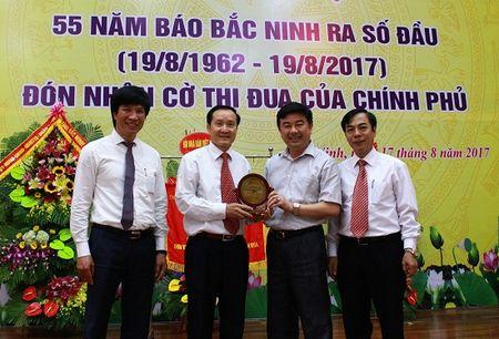 Bao Bac Ninh ky niem 55 nam ngay ra so dau va don nhan Co thi dua cua Chinh phu - Anh 3