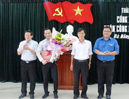Con ong Nguyen Ba Thanh giu chuc Pho truong ban Ban Dan van Thanh uy - Anh 1