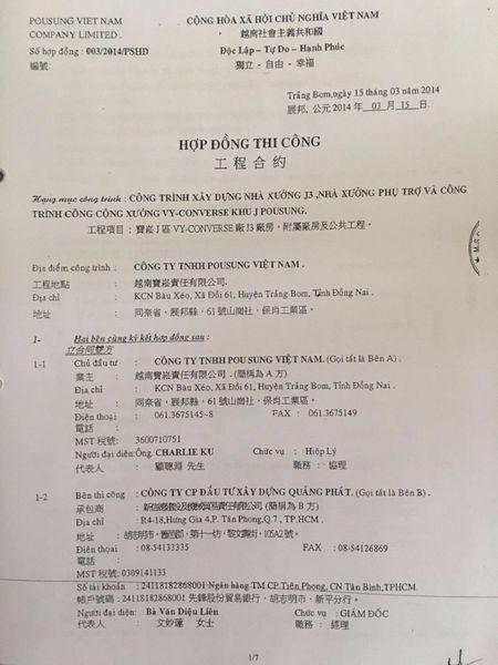 Ky 1 - Cong ty Pou Sung bi kien doi no 16,5 ty dong: Kich ban lat long duoc Pou Sung chuan bi truoc? - Anh 1