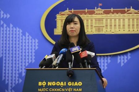 Bao cao ton giao cua Bo Ngoai giao My dan thong tin sai lech ve Viet Nam - Anh 1