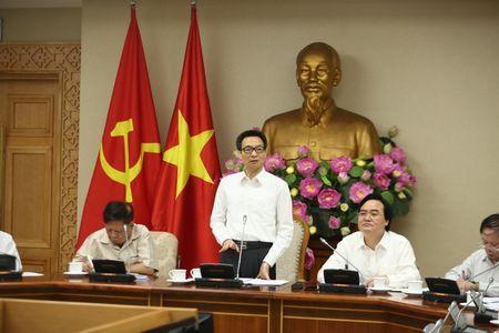 Pho Thu tuong Vu Duc Dam: Le ra nam nay nen dung tuyen sinh su pham - Anh 2