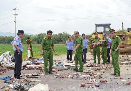 Tai nan 5 nguoi chet o Binh Dinh: Nguyen nhan la do luoi may ui? - Anh 4