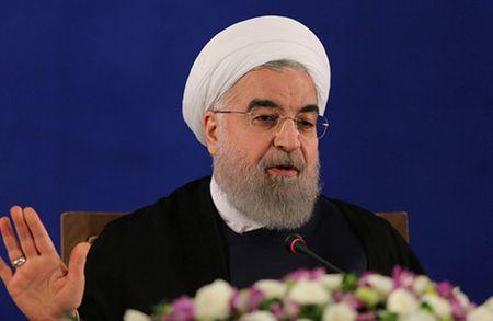 Iran doa rut khoi thoa thuan hat nhan: Nham mot dang, kich mot neo - Anh 1