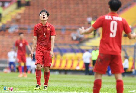 Xuan Truong, Van Hau bi 'treo gio' o SEA Games 29 - Anh 1
