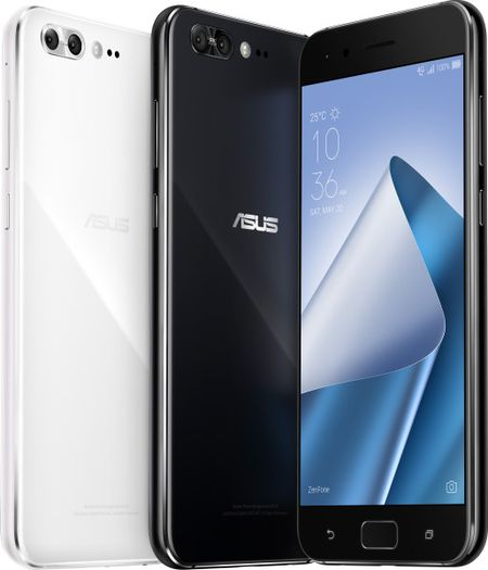 ASUS cong bo 6 smartphone the he ZenFone 4 Series - Anh 3