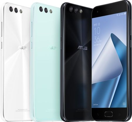 ASUS cong bo 6 smartphone the he ZenFone 4 Series - Anh 5