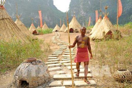 "Den Ninh Binh tham phim truong ""Kong: Skull island"" - Anh 1"