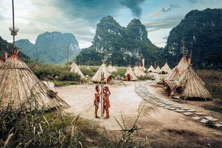 "Den Ninh Binh tham phim truong ""Kong: Skull island"" - Anh 2"