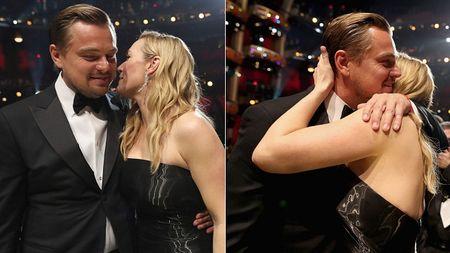 Loat anh hen ho be boi cua Kate Winslet va Leonardo DiCaprio - Anh 1