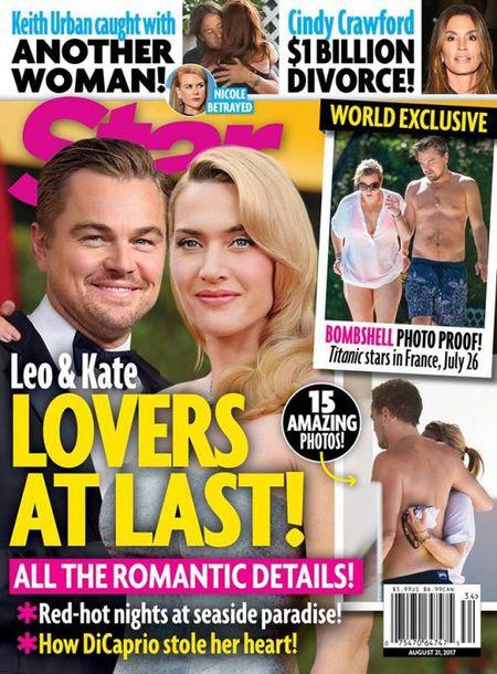 Loat anh hen ho be boi cua Kate Winslet va Leonardo DiCaprio - Anh 2