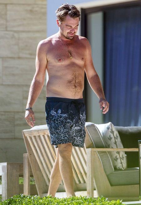 Loat anh hen ho be boi cua Kate Winslet va Leonardo DiCaprio - Anh 5