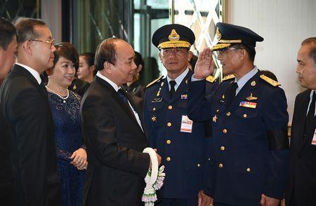 Thu tuong Nguyen Xuan Phuc den Bangkok tham chinh thuc Thai Lan - Anh 2