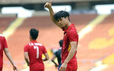 The thao 24h: Dai thang U22 Campuchia, U22 Viet Nam dan dau bang B - Anh 1