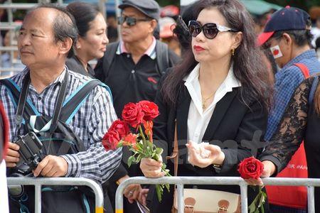 Hinh anh ben ngoai Toa an xet xu cuu Thu tuong Yingluck Shinawatra - Anh 4
