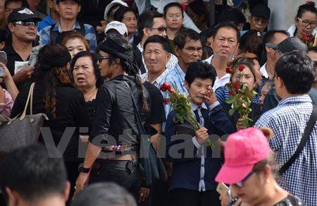 Hinh anh ben ngoai Toa an xet xu cuu Thu tuong Yingluck Shinawatra - Anh 5