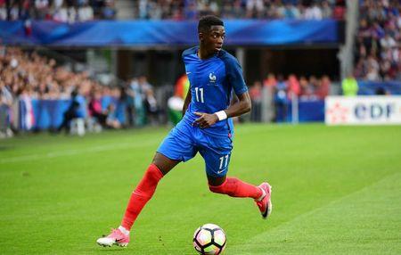 Coi nhu xong, Barca chot 150 trieu euro mua sao tre Phap thay Neymar - Anh 1