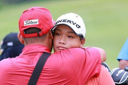 Doi tuyen Golf Viet Nam som chia tay SEA Games 29 - Anh 4