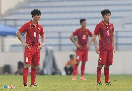 U22 Viet Nam bi loai: Loi canh bao da thanh su that! - Anh 1