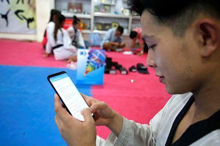 Nhung chien binh Taekwondo Viet Nam truoc gio G - Anh 3