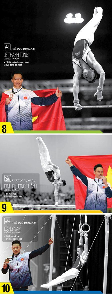 Rang danh Viet Nam tai dau truong SEA Games 29 - Anh 3