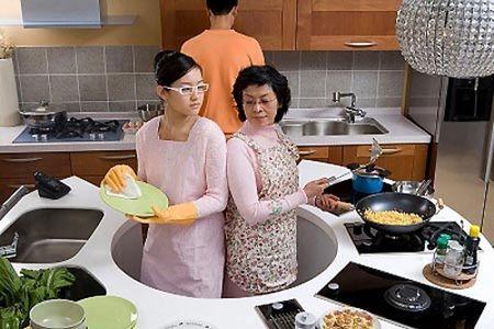"""Vet seo"" cua nhung ngay song chung voi me chong - Anh 1"
