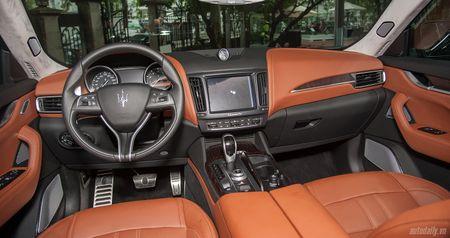 Nhung dieu ban co the chua biet ve Maserati Levante - Anh 10