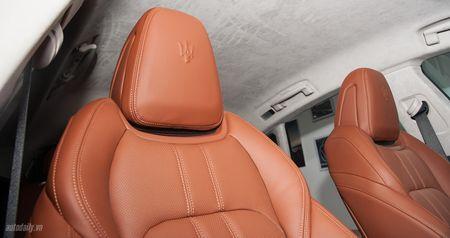 Nhung dieu ban co the chua biet ve Maserati Levante - Anh 11