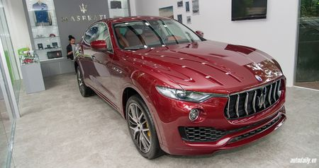 Nhung dieu ban co the chua biet ve Maserati Levante - Anh 14