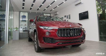 Nhung dieu ban co the chua biet ve Maserati Levante - Anh 1