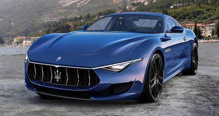 Nhung dieu ban co the chua biet ve Maserati Levante - Anh 2