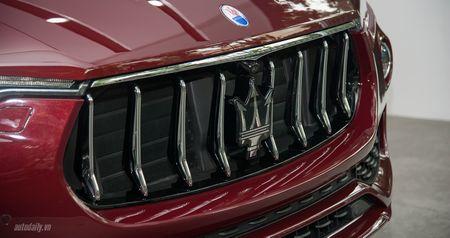 Nhung dieu ban co the chua biet ve Maserati Levante - Anh 3
