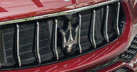 Nhung dieu ban co the chua biet ve Maserati Levante - Anh 4