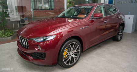 Nhung dieu ban co the chua biet ve Maserati Levante - Anh 5