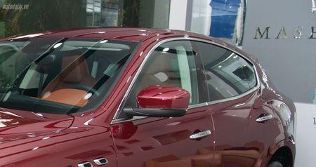 Nhung dieu ban co the chua biet ve Maserati Levante - Anh 8