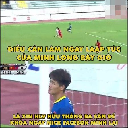 Anh che U22 Viet Nam bi loai khoi SEA Games 29 ngap tran mang xa hoi - Anh 8