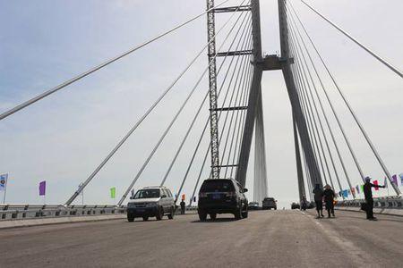 Quang Binh: To chuc thong xe ky thuat cau Nhat Le 2 - Anh 4