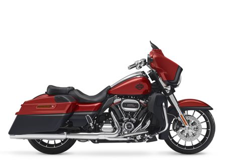 Trinh lang 3 mau Harley-Davidson CVO 2018 - Anh 2