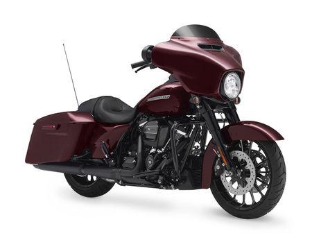 Trinh lang 3 mau Harley-Davidson CVO 2018 - Anh 4