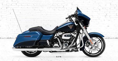 Trinh lang 3 mau Harley-Davidson CVO 2018 - Anh 6