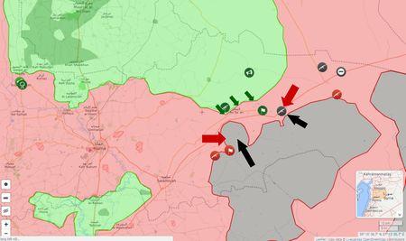 IS lien ket phien quan Syria tan cong quan chinh phu - Anh 2