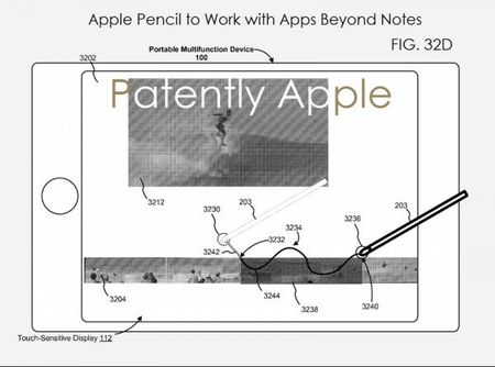 iPhone se som do suc truc tiep voi Galaxy Note khi duoc tich hop but cam ung di kem - Anh 2
