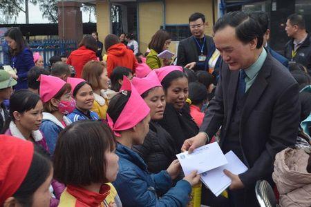 Cty Everbest Viet Nam cham dut hoat dong: Gan 2.200 lao dong nhan day du quyen loi - Anh 1