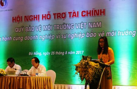Dong hanh cung doanh nghiep vi su nghiep bao ve moi truong - Anh 3