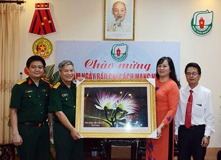Bao Thai Nguyen ky niem 55 nam Ngay thanh lap va don nhan co Thi dua cua Chinh phu - Anh 3